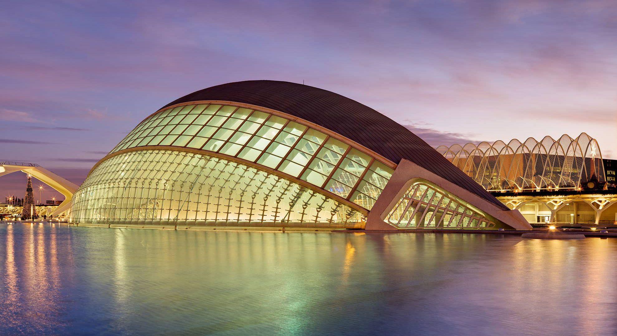 Hemispheric - Valencia, Spain