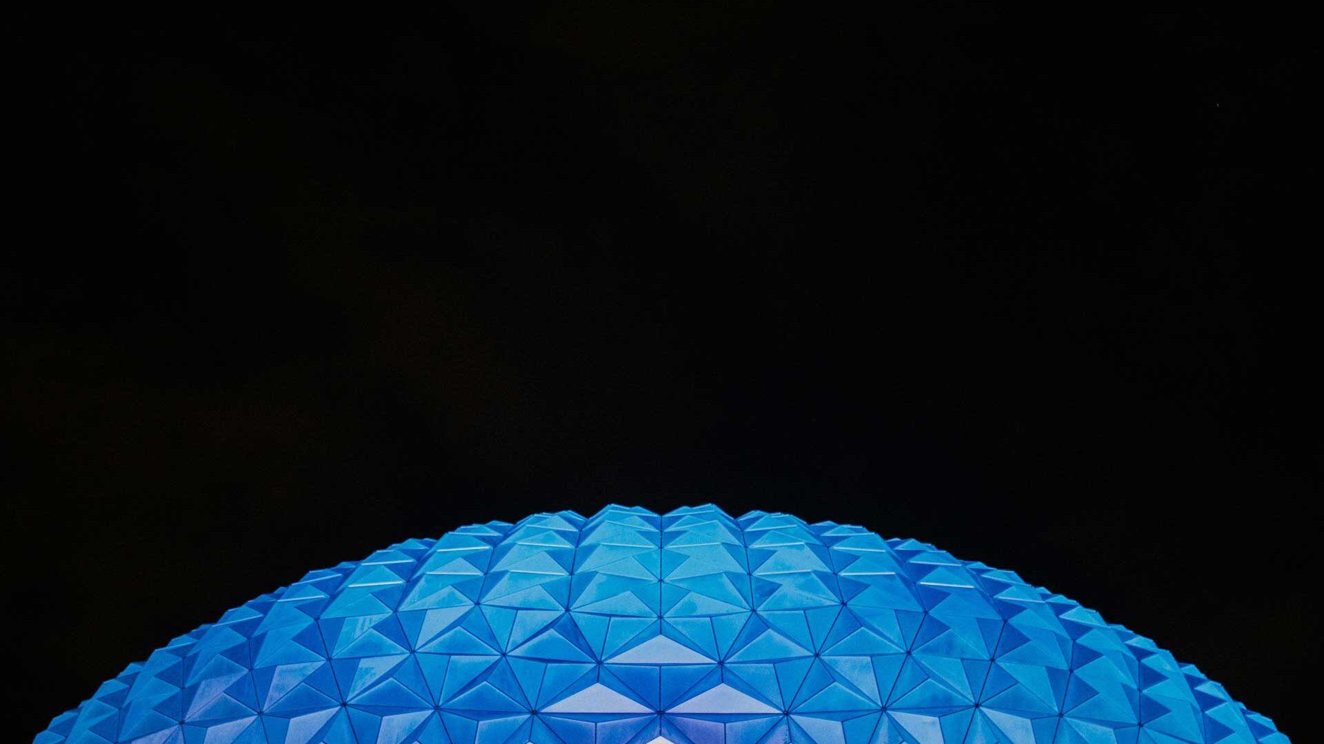 Spaceship Earth at Walt Disney World Resort